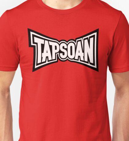 Taps Oan MMA Logo Unisex T-Shirt