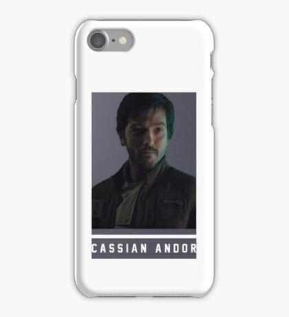 cassian andor iPhone Case/Skin