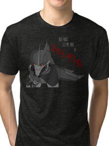 Selfie Scream Tri-blend T-Shirt