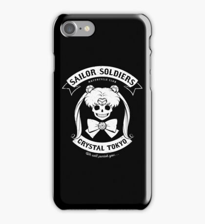 Moon's Angels iPhone Case/Skin