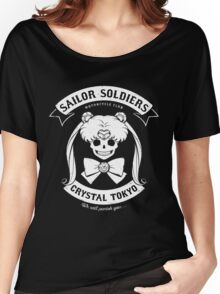 Moon's Angels Women's Relaxed Fit T-Shirt