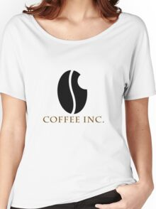 Coffee Inc. Women's Relaxed Fit T-Shirt