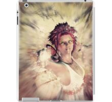 Autumn fairy spirit iPad Case/Skin