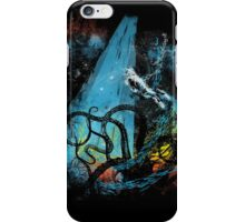 diving danger iPhone Case/Skin