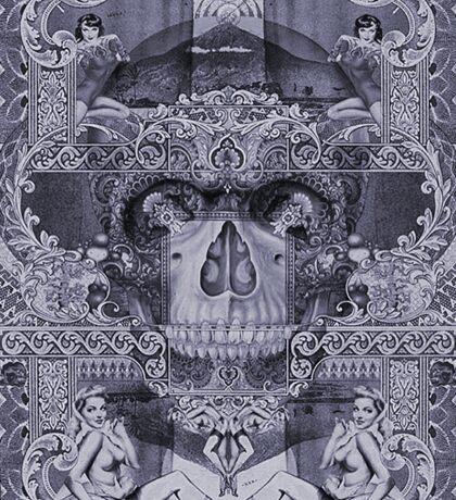 "Sinister Chapel - ""The Skull"" Sticker"
