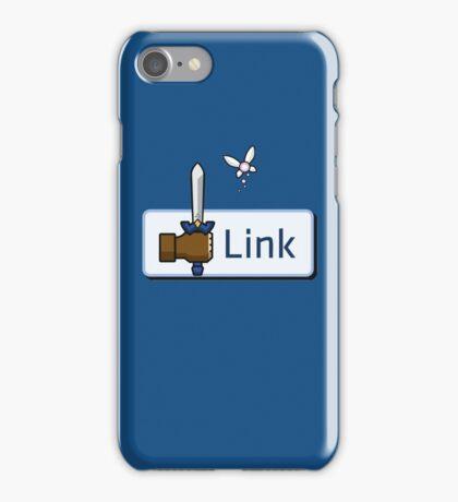 I Like Link iPhone Case/Skin