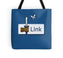I Like Link Tote Bag