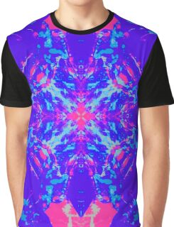 Psychedelic 21 Graphic T-Shirt