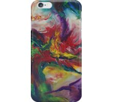 """Chimera"" original artwork by Laura Tozer iPhone Case/Skin"