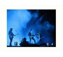 Arctic Monkeys - Leeds 2014 Art Print