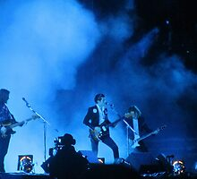 Arctic Monkeys - Leeds 2014 by banterdesignz