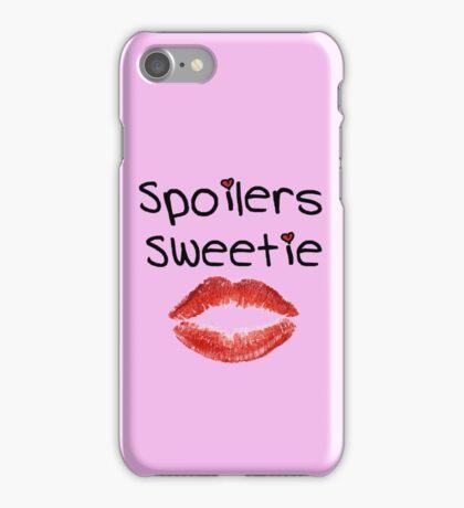 Spoilers Sweetie V1 ( Phone Cases ) iPhone Case/Skin