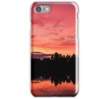 Candy-floss Sky iPhone Case/Skin