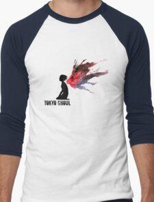 Touka's Kagune  Men's Baseball ¾ T-Shirt