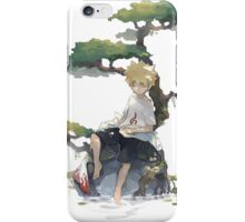 A young Naruto iPhone Case/Skin