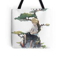 A young Naruto Tote Bag