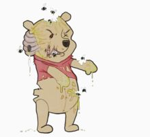 Zombie Pooh by LungaN