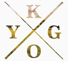 Kygo - I See Fire Landscape Graphic by edm-tees