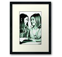 willow & tara Framed Print