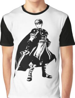 Marth Super Smash Bros Graphic T-Shirt