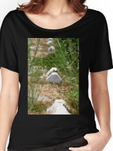 Abandoned Parking Lot Women's Relaxed Fit T-Shirt