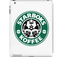 Starboks Koffee 2.0 iPad Case/Skin