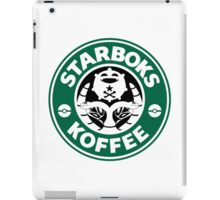 Starboks Koffee iPad Case/Skin