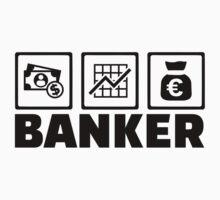 Banker Kids Tee