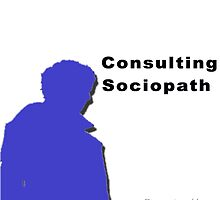 Consulting Sociopath by rina996