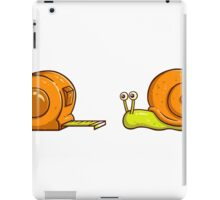 Snail Mate iPad Case/Skin