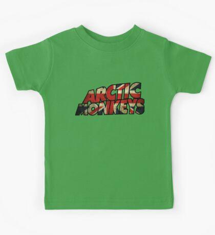 artic monkey Kids Tee
