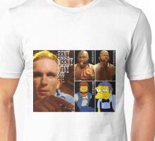 Pulp Fiction movie red ball gag gimp moe Unisex T-Shirt