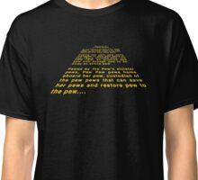 Pew Wars Classic T-Shirt