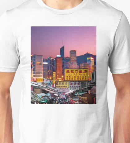 Our Beautiful Hong Kong Unisex T-Shirt