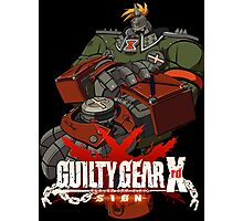 Potemkin- Xrd Photographic Print