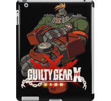 Potemkin- Xrd iPad Case/Skin