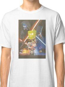 Rogue One SpongeBob SquarePants Classic T-Shirt