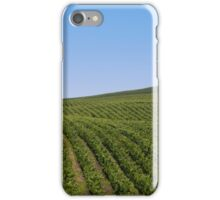 Rolling Vineyards iPhone Case/Skin