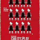 Child's Play - Red Collection by AlainB68