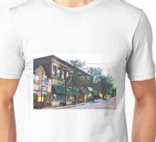 digitally altered wakefield ri 2 Unisex T-Shirt