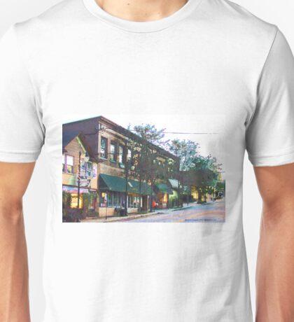 digitally altered wakefield ri 2 Unisex T-Shirt