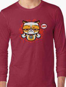 Sour Puss Long Sleeve T-Shirt