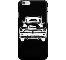 1954 Chevy Truck - White iPhone Case/Skin
