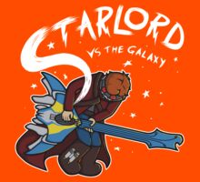 Star Lord vs The Galaxy Kids Clothes
