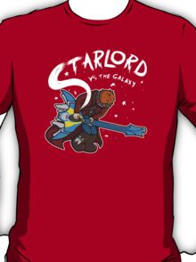 Star Lord vs The Galaxy T-Shirt