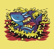 Shark Week Kids Tee