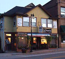 phil's restaurant wakefield rhode island 2 by Maureen Zaharie