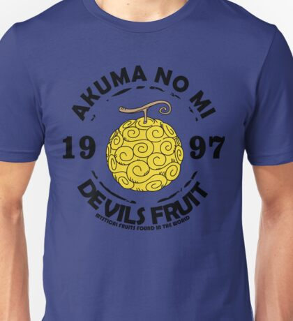 devil fruit Unisex T-Shirt