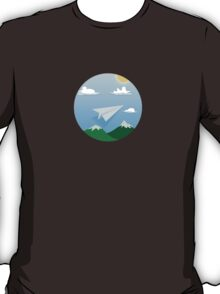 Paper Airplane 61 T-Shirt