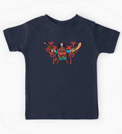 Captain Redbeard Kids Clothes